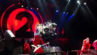 SlipknoT - Surfacing (Live in Moscow HD) 29.06.2011