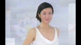 Kanebo FAIR CREA WHITE Kyoka Suzuki.