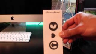 StashHead Headphone Stand UNBOXING