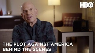 The Plot Against America: Why Plot Now - Behind the Scenes | HBO