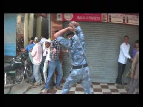 People protest violently against attempt to burn man alive publicly in Darbhanga
