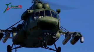 Военное обозрение (06.09.2018) Подготовка вертолетчиков