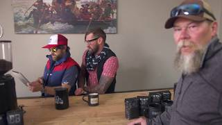 Kyle Lamb Visits Black Rifle Coffee Company