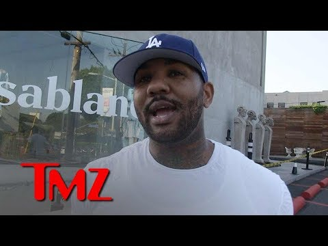 The Game Says F*** the Hypocrites Who Boycott Chris Brown | TMZ