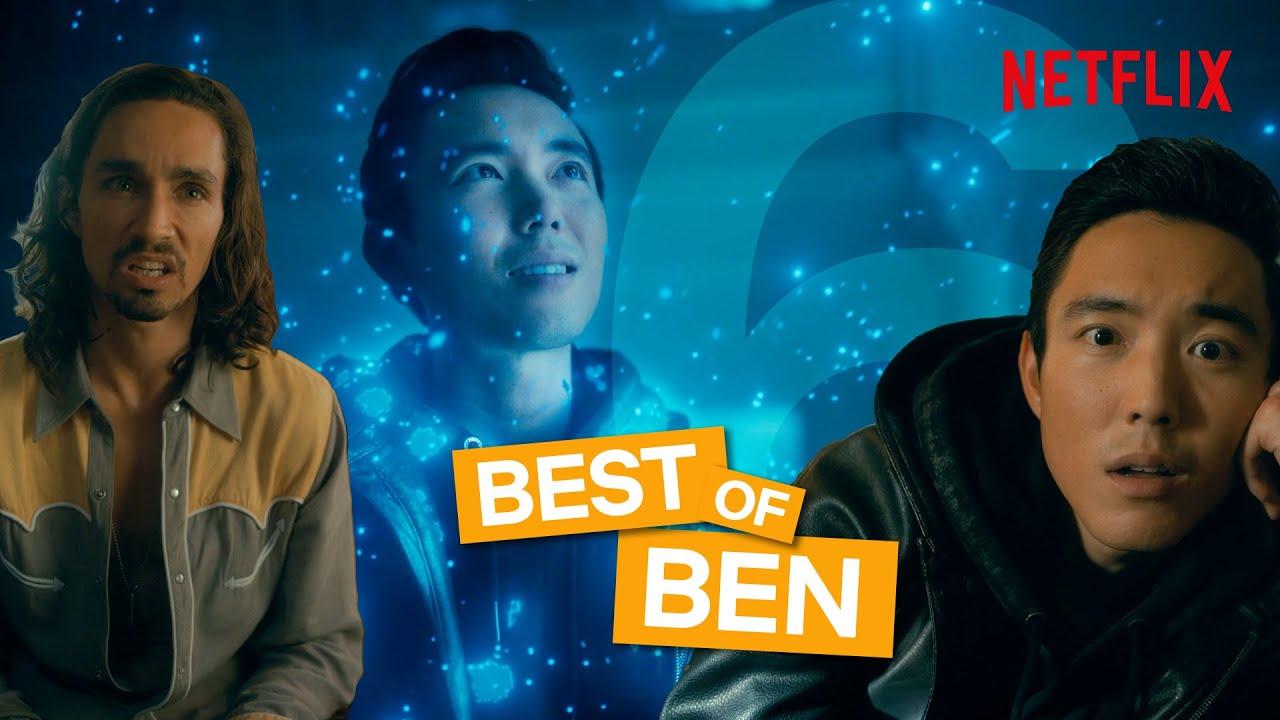Download Best of Ben From The Umbrella Academy   Netflix