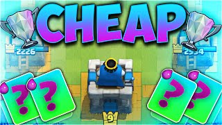 """CHEAP DECKS ARE OVERPOWERED!"" – Clash Royale – ULTIMATE QUICK ELIXIR DECK! (Clash Royale New Deck)"