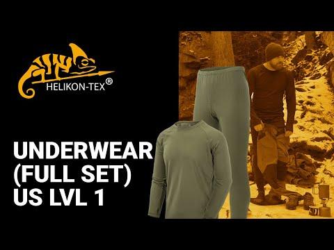 Helikon-Tex - Underwear (full set) US LVL 1
