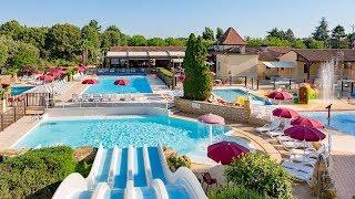 Parc Aquatique Camping Sandaya Les Péneyrals à Sarlat - Séjour Périgord - Dordogne