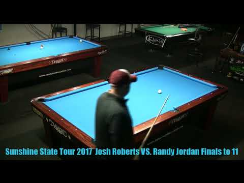 2017 Sunshine State Tour Randy Jordan VS Josh Roberts Finals