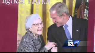 Monroeville mourns death of Harper Lee