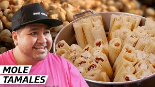How Tamales Are Made at One of NYC's Favorite Puebla Tamal Shops — Handmade