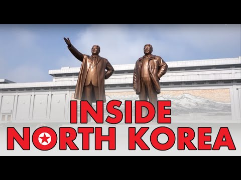 A holiday in North Korea