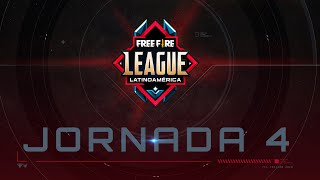Free Fire League 2020 | Jornada 4