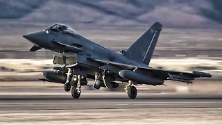 Aerial Combat Training • Red Flag 17-1 Begins
