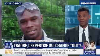 Adama Traoré : la nouvelle expertise qui contredit la version des gendarmes