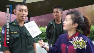 【嗑泰宅言言】中国人来了!泰国人眼中的中国人,究竟啥样?