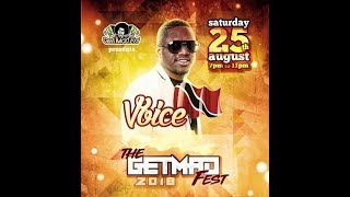 Voice in London just for you at the Get Mad Fest ! 25th August 2018