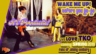 70's Porn Parody Spoof Wake Me Up Before You Go-Go - Love TKO Mashup