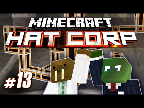 Minecraft Hat Corp - Oil Source Force #13