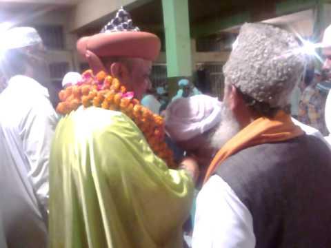 Hazrat Moulana Gulam Saiyed In Kota.2013