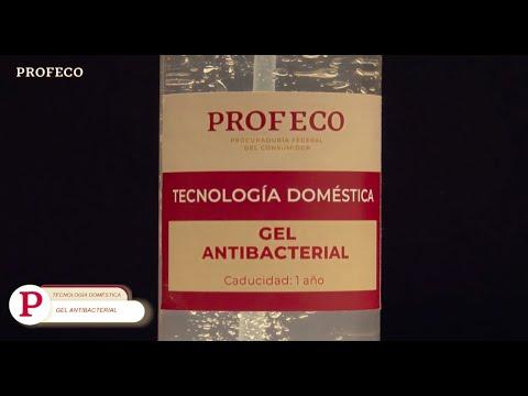 Gel Antibacterial   Tecnología Doméstica
