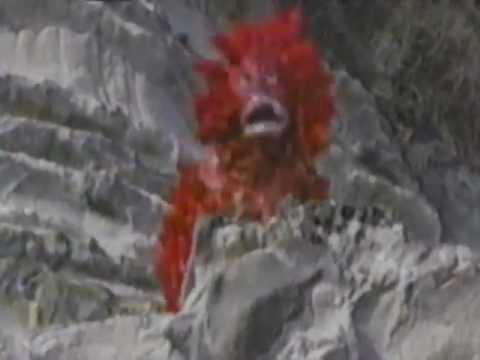 """Space Warriors 2001"" - Dorako kills Pigmon"