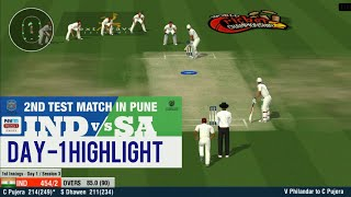 India vs SouthAfrica 2nd Test Match Highlights|Ind vs SA Day-1 Highlights