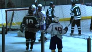 Acton Boxborough Varsity Boys Hockey vs Billerica 2/13/14