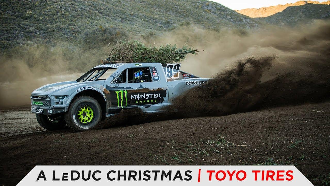 A LeDuc Christmas | TOYO TIRES [4K]