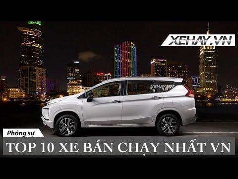 Top 10 xe bán chạy nhất nửa đầu 2020 tại Việt Nam - bất ngờ hay dễ đoán?  XEHAY.VN 
