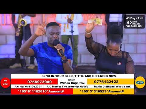 Sunday(25/10/2020) 2nd SERVICE - Carpets and Rugs with Pastor Wilson Bugembe