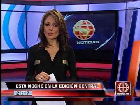 América Noticias: TITULARES EDICIÓN CENTRAL