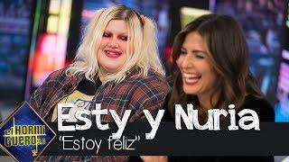 Esty Quesada, molesta con su estado anímico actual: