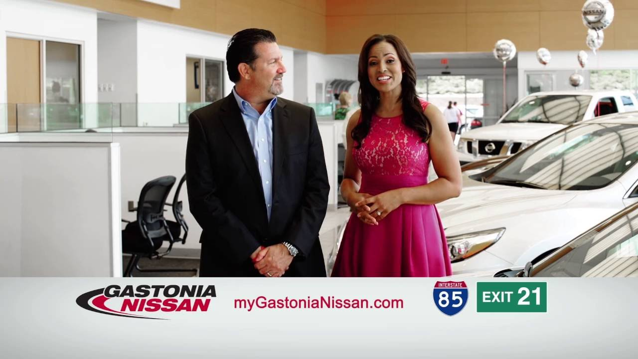 The Nissan Bottom Line Summer Event at Gastonia Nissan! - YouTube