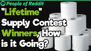 Stories From Winners Of Lifetime Supplies