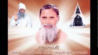 RadhaSwami Shabad - Guruji Mhane Tharo Mukhdo Pyaara Lage Ji.