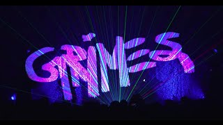 GRIMES | Live in Brooklyn + 2015 Interview | SM Music