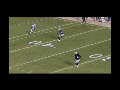 Dez Bryant Insane 19 Yard Catch Dallas Cowboys Vs Oakland