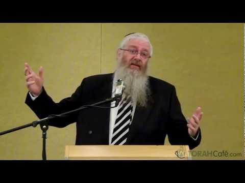 Rabbi Mentz Speaks to the Worldwide Donors of Chabad