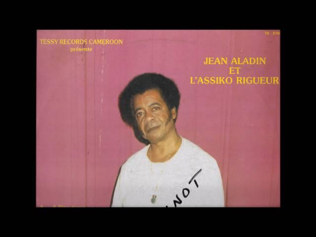 Jean Aladin Bikoko et lAssiko Rigueur - madjo ma bassa (Tessy records cameroon)