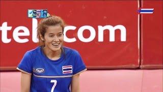Thailand - Malaysia 2014 ASIAN GAMES SEPAKTAKRAW