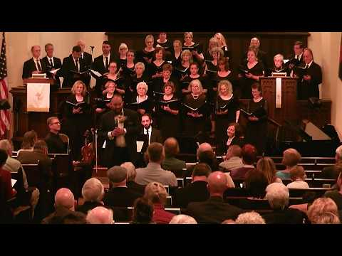 Millbrook Community Festival Choir, featuring works by American Composers - May 6, 2018