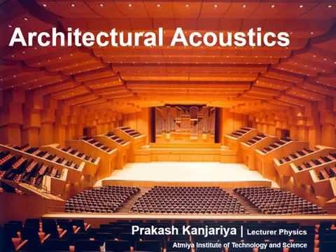 Acoustics Engineering Physics GTU