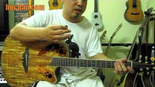Bài 9 - Sử dụng móng ( pick ) trong Guitar đệm hát - Hiếu Orion