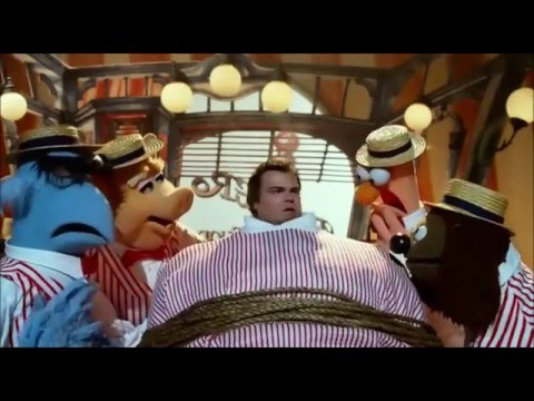 Image result for the muppets jack black kidnapped