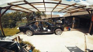 Затягиваем передние ступицы BMW e34 540 Обзор запчастей для выхлопной системы #27