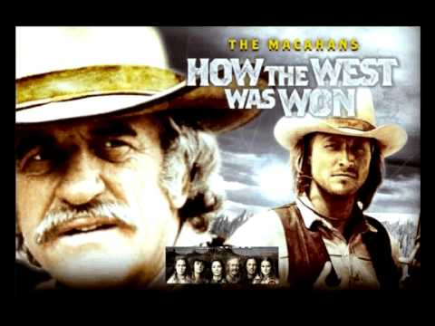 how the west was won ending titles 2 season stereo
