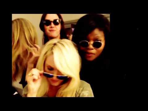 Candice Swanepoel Rap Time Victoria's Secret