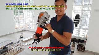 PAKAR ELEKTRIK - Replace & Install Main DB Metal Clad