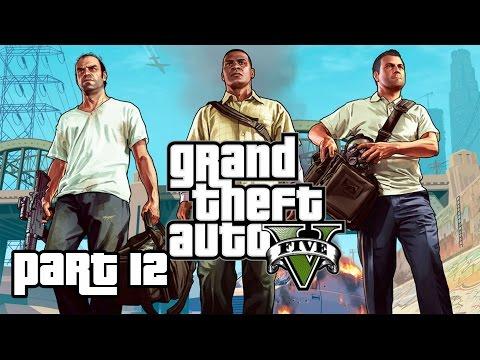 Grand Theft Auto 5 Gameplay Walkthrough Part 12 - Friend Request